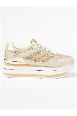 GUESS HANSINI sneaker GUESS | 12 | FL5HNSFAL12BEIBR