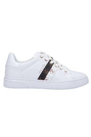 GUESS REEL sneaker GUESS | 12 | FL5REEELE12WHIWH HOO5
