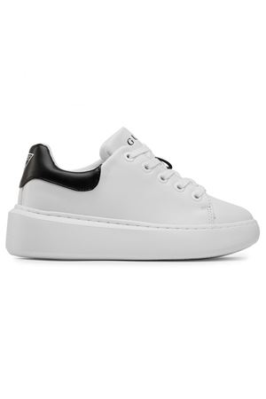 GUESS BRADLY sneaker GUESS | 12 | FL6BRDELE12WHBLK H005