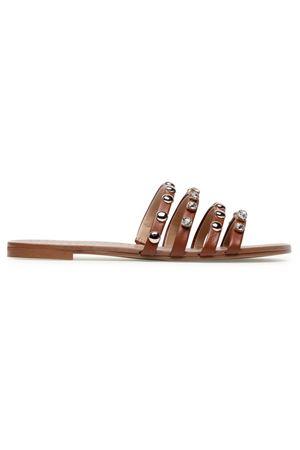 GUESS Cevan sandal GUESS | 48092677 | FL6C2VLEA19COGNA