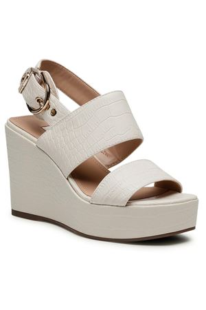 GUESS Nolita Wedge GUESS | -383055939 | FL6NOLPEL04CREAM
