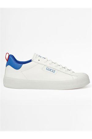 GUESS MIMA sneaker GUESS | 12 | FM5MIMLEA12WHIAZ Y006