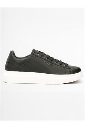 GUESS SALERNO sneaker GUESS | 12 | FM5SLRLEA12BLKBL P004