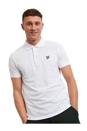 LYLE & SCOTT Plain Polo Shirt LYLE E SCOTT | 2 | SP400VB626