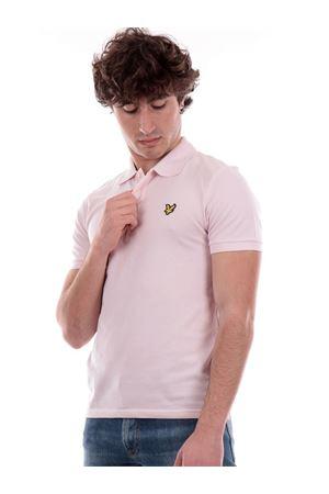 LYLE & SCOTT Plain Polo Shirt LYLE E SCOTT | 2 | SP400VOGW320