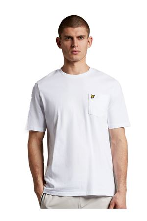 LYLE & SCOTT Relaxed Pocket T-shirt LYLE E SCOTT | 8 | TS1364V626