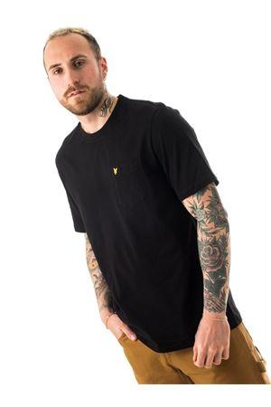LYLE & SCOTT T-shirt Relaxed Pocket  LYLE E SCOTT | 8 | TS1364VOGZ865