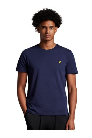 LYLE & SCOTT Plain T-shirt LYLE E SCOTT | 8 | TS400VZ99