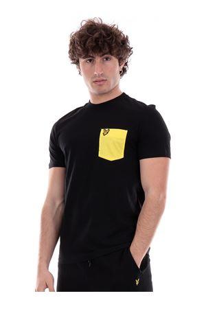 LYLE & SCOTT Contrast Pocket T-shirt LYLE E SCOTT | 8 | TS831VOGW512