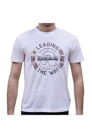 NAPAPIJRI Kurzarm-T-Shirt Salya NAPAPIJRI | 8 | NP0A4F6P0021