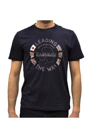 NAPAPIJRI Kurzarm-T-Shirt Salya NAPAPIJRI | 8 | NP0A4F6P1761