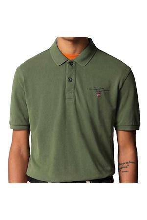 Short Sleeve Polo Elbas NAPAPIJRI | 2 | NP0A4FA2G2C1