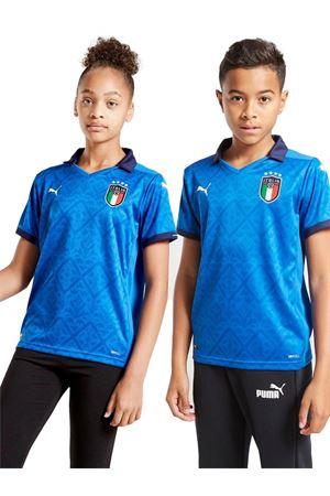 PUMA Italien Kinder Fußball-T-Shirt PUMA | 8 | 75644601