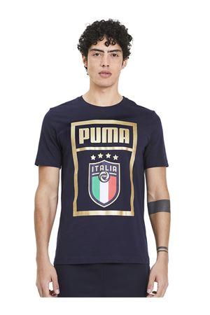 PUMA T-Shirt Italien FIGC PUMA   8   75750407