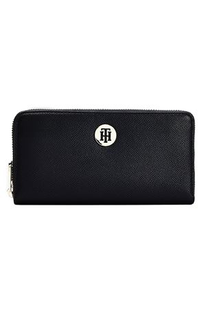 TOMMY HILFIGER Wallet with Monogram TOMMY | 63 | AW0AW09535BDS