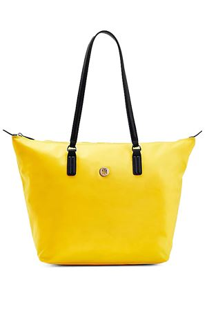 TOMMY HILFIGER Nylon Tote Bag TOMMY | 31 | AW0AW09696ZGS