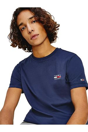 TOMMY JEANS T-shirt with Logo TOMMY | 8 | DM0DM10099C87