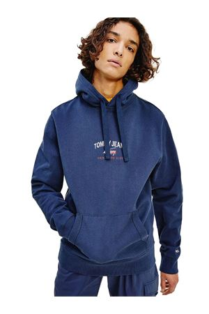 TOMMY JEANS Felpa Classica TOMMY | -108764232 | DM0DM10208C87