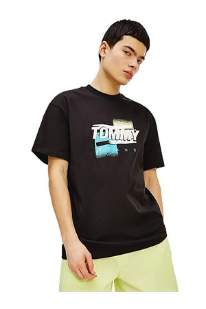 TOMMY JEANS T-shit Graphic  TOMMY | 8 | DM0DM10233BDS