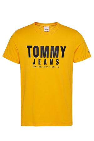 TOMMY JEANS Cotton T-shirt TOMMY | 8 | DM0DM10243S00
