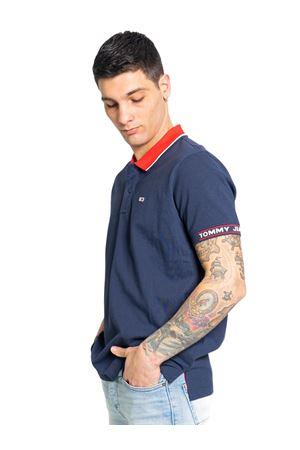 TOMMY JEANS Pique polo shirt TOMMY | 2 | DM0DM10326C87