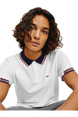 TOMMY JEANS Polo in Piquè  TOMMY | 2 | DM0DM10326YBR