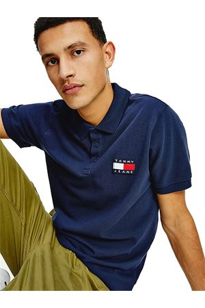 TOMMY JEANS Regular Fit Polo Shirt TOMMY | 2 | DM0DM10327C87