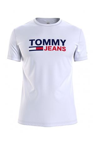 TOMMY JEANS T-Shirt Stretch  TOMMY | 8 | DM0DM10626YBR