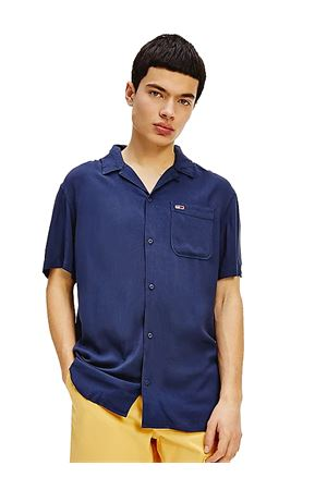 TOMMY JEANS Solid Color Shirt TOMMY | 6 | DM0DM10645C87