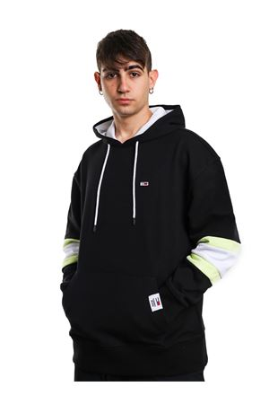 TOMMY JEANS Rugby sweatshirt TOMMY | -108764232 | DM0DM10657BDS