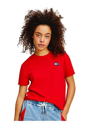 TOMMY JEANS T-shirt with Logo TOMMY | 8 | DW0DW06813XNL
