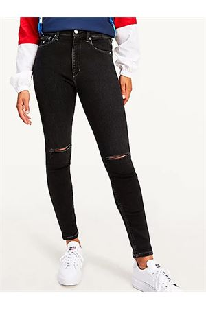 TOMMY JEANS SYLVIA Jeans TOMMY | 24 | DW0DW098911BZ
