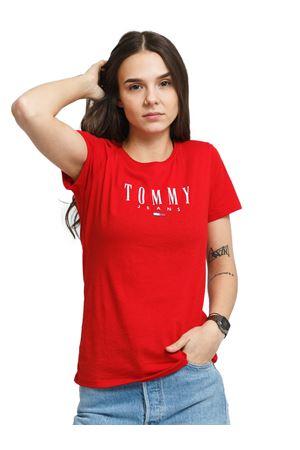 TOMMY JEANS Essentielles T-Shirt TOMMY | 8 | DW0DW09926XNL
