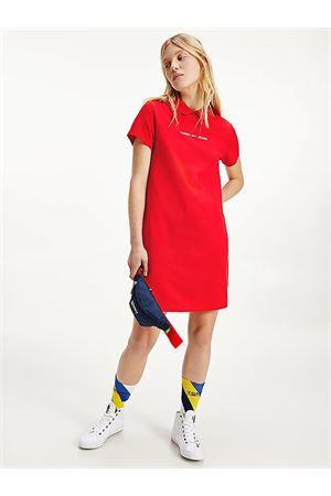 TOMMY JEANS Essentielles Kleid TOMMY | 50000033 | DW0DW10116XNL
