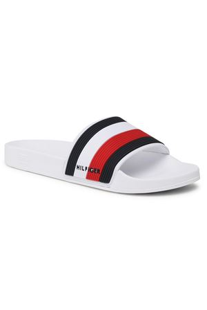 TOMMY HILFIGER Essential Iconic slipper TOMMY | -2096985022 | FM0FM03375YBR