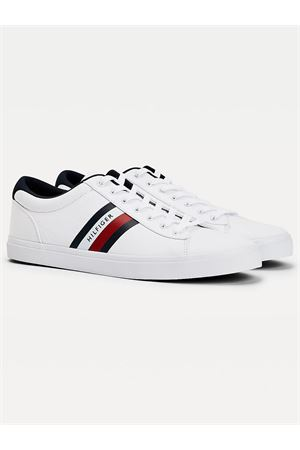 TOMMY HILFIGER ESSENTIAL STRIPES sneaker TOMMY | 12 | FM0FM03389YBR