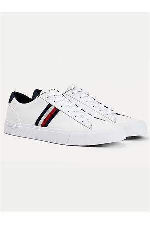 TOMMY HILFIGER Sneaker Leather  TOMMY | 12 | FM0FM03397YBR