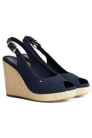TOMMY HILFIGER Iconic wedges TOMMY | -383055939 | FW0FW04789DW5