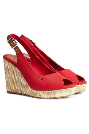 TOMMY HILFIGER Iconic wedges TOMMY | -383055939 | FW0FW04789XLG