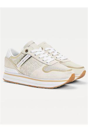 TOMMY HILFIGER Flatform sneaker TOMMY | 12 | FW0FW05559AF2