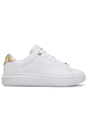 TOMMY HILFIGER Leather Sneakers TOMMY | 12 | FW0FW05725YBR