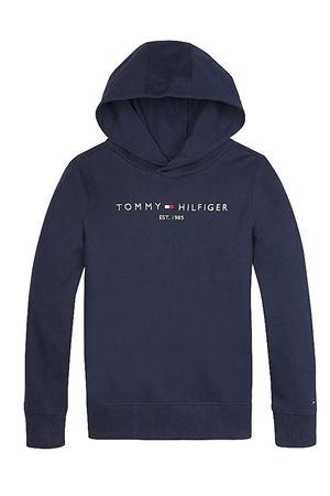 TOMMY JEANS Felpa Essential con Logo TOMMY | -108764232 | KB0KB05673C87