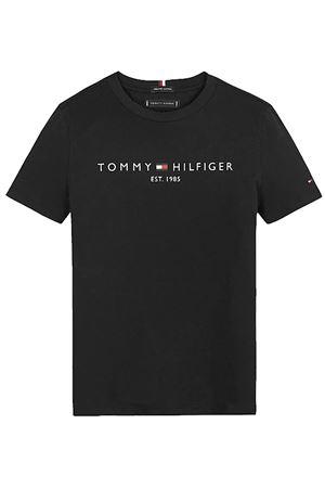 TOMMY HILFIGER ESSENTIAL T-Shirt TOMMY | 8 | KB0KB05844BDS
