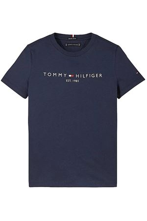 TOMMY HILFIGER ESSENTIAL T-Shirt TOMMY | 8 | KB0KB05844C87