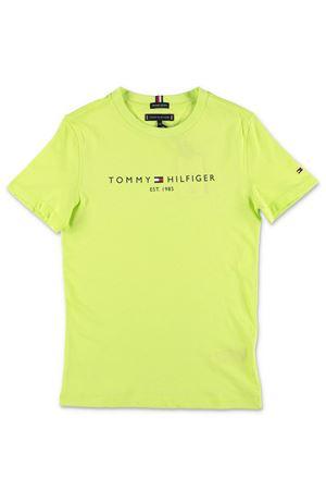 TOMMY HILFIGER ESSENTIAL T-Shirt TOMMY | 8 | KB0KB05844LT4