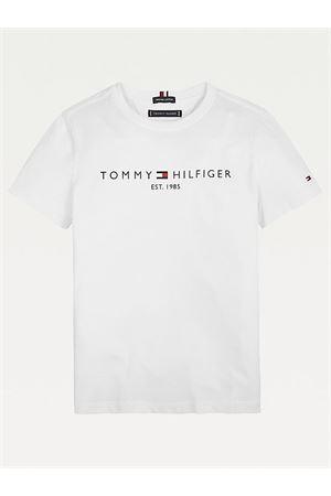 TOMMY HILFIGER ESSENTIAL T-Shirt TOMMY | 8 | KB0KB05844YBR