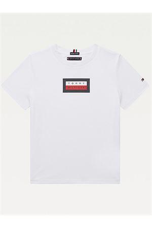 TOMMY HILFIGER T-Shirt mit Logo TOMMY | 8 | KB0KB06518YBR