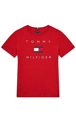 TOMMY HILFIGER T-Shirt mit Logo TOMMY | 8 | KB0KB06523XNL