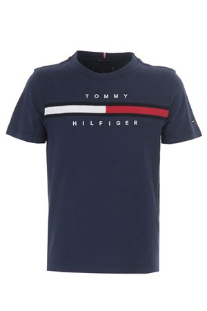 TOMMY HILFIGER T-Shirt mit Logo TOMMY | 8 | KB0KB06532C87