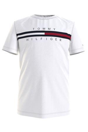 TOMMY HILFIGER T-Shirt mit Logo TOMMY | 8 | KB0KB06532YBR